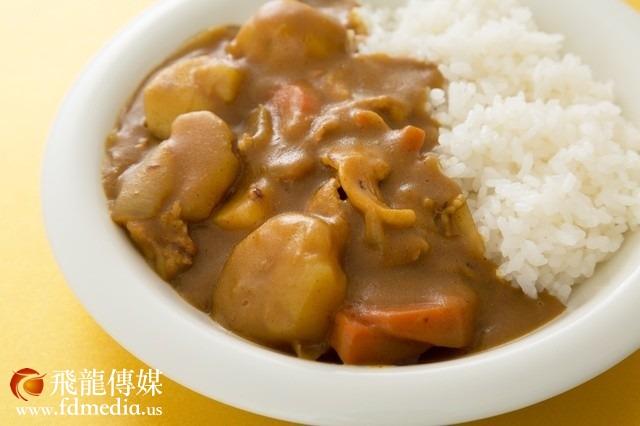 ■ 第4名:日式咖哩飯