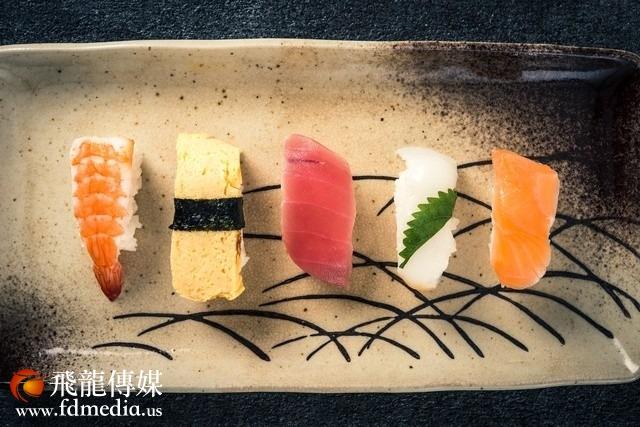 ■ 第1名:寿司