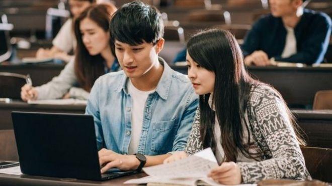 乔·约翰逊希望能多吸引英联邦国家学生以减少对中国学生的依赖。