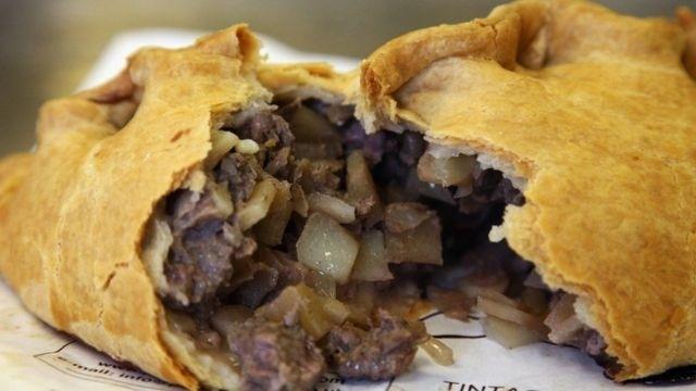 康沃尔肉馅饼(Cornish Pasty)