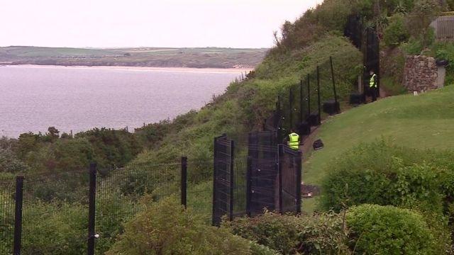 保安铁栅栏